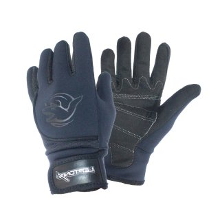 AMARA GLOVES 5 FINGER 2mm